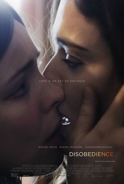 Disobedience (2017) Poster