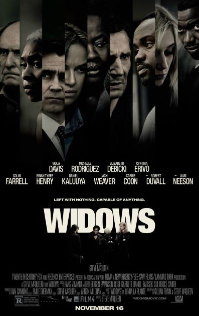 Widows - Eredità Criminale (2018) Poster