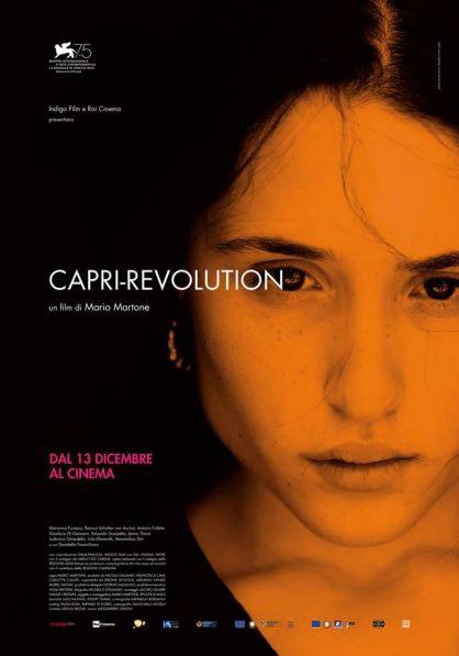 Capri-Revolution (2018) Poster