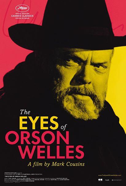 Lo sguardo di Orson Welles (2018) Poster