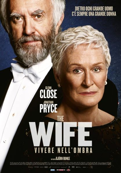 The Wife - Vivere nell'ombra (2017) Poster