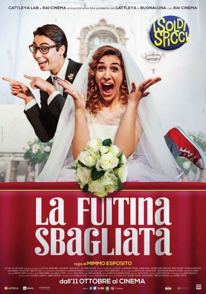 La fuitina sbagliata (2018) Poster