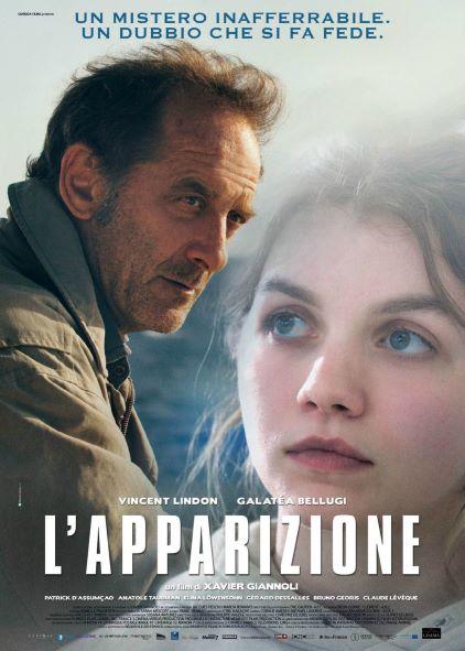 L'apparizione (2018) Poster