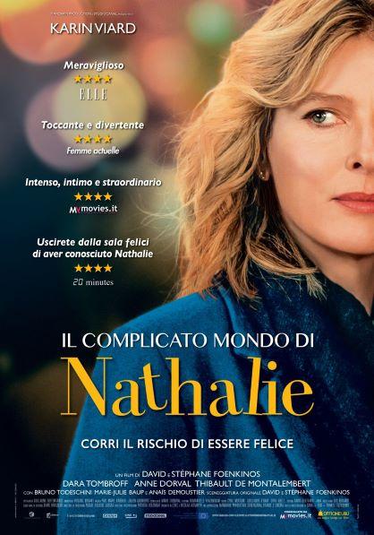 Il complicato mondo di Nathalie (2017) Poster