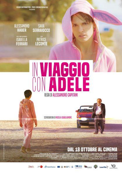 In viaggio con Adele (2018) Poster