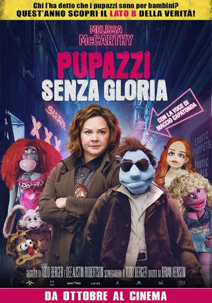 Pupazzi senza gloria (2018) Poster
