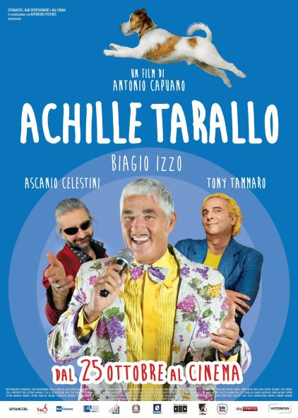 Achille Tarallo (2018) Poster