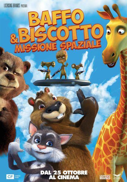 Baffo & Biscotto - Missione spaziale (2018) Poster