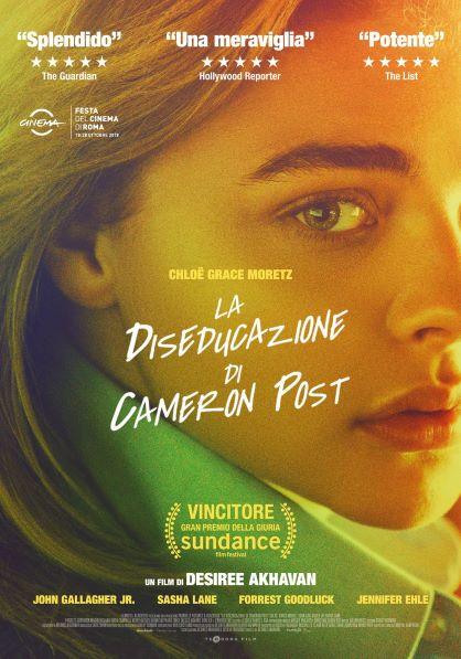 La diseducazione di Cameron Post (2018) Poster
