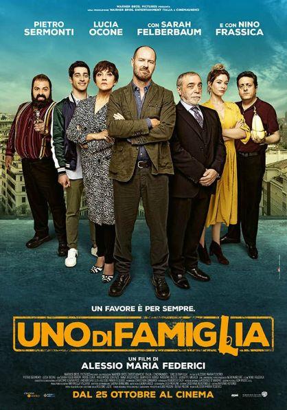 Uno di famiglia (2018) Poster
