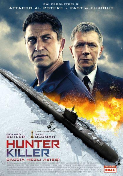 Hunter Killer (2018) Poster