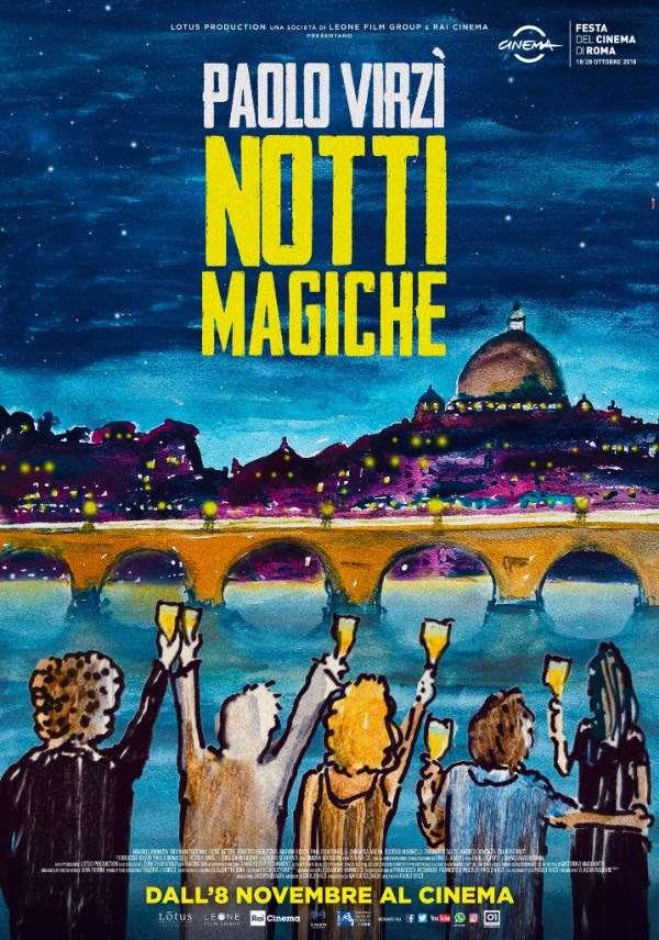 Notti Magiche (2018) Poster