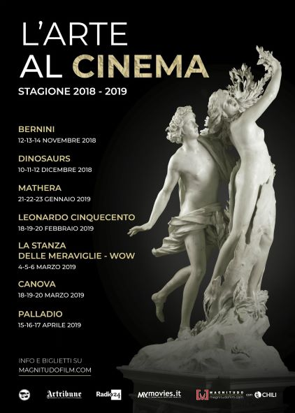 Bernini (2018) Poster