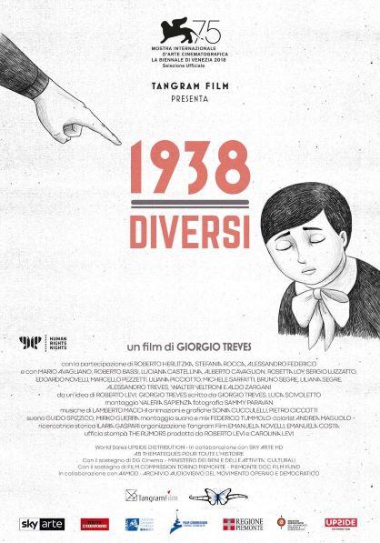 1938 Diversi (2018) Poster