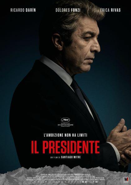 Il Presidente (2018) Poster