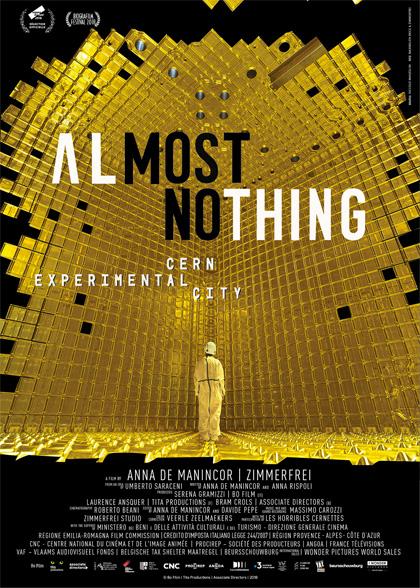 Almost Nothing - Cern: La scoperta del futuro (2018) Poster