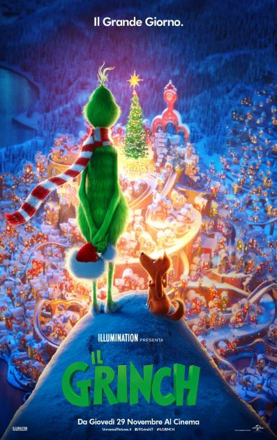 Il Grinch (2018) Poster
