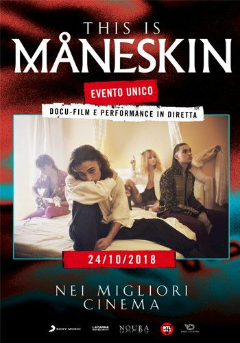 This Is Maneskin (2018) Poster