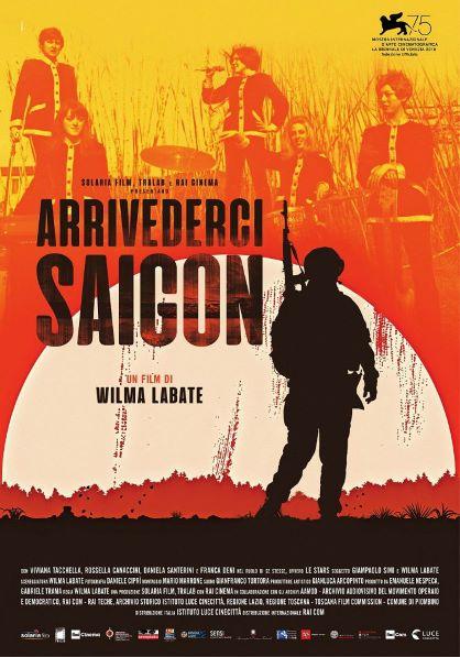Arrivederci Saigon (2018) Poster