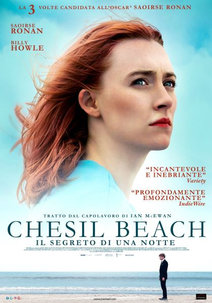 Chesil Beach (2017) Poster