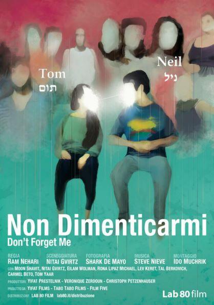 Non dimenticarmi - Don't Forget Me (2018) Poster