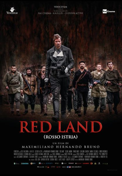 Red Land (Rosso Istria) (2018) Poster