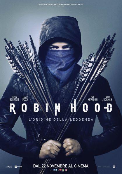Robin Hood (2018) Poster