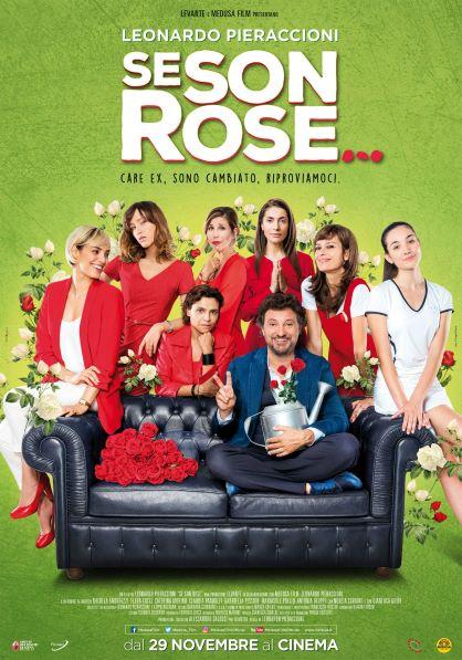 Se son rose (2018) Poster