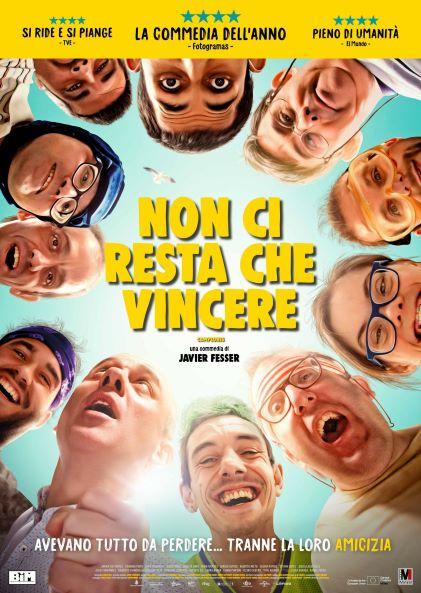 Non ci resta che vincere (2018) Poster
