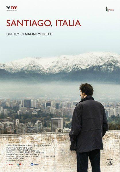 Santiago, Italia (2018) Poster