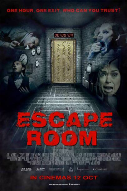 Escape Room (2017) Poster