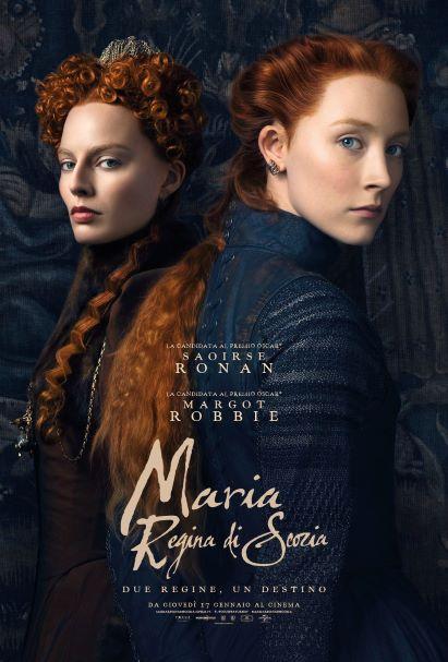 Maria Regina di Scozia (2018) Poster