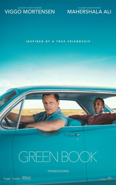 Green Book (2019) Poster