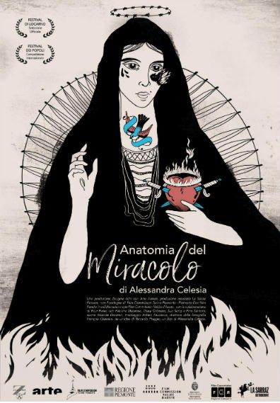 Anatomia del miracolo (2017) Poster