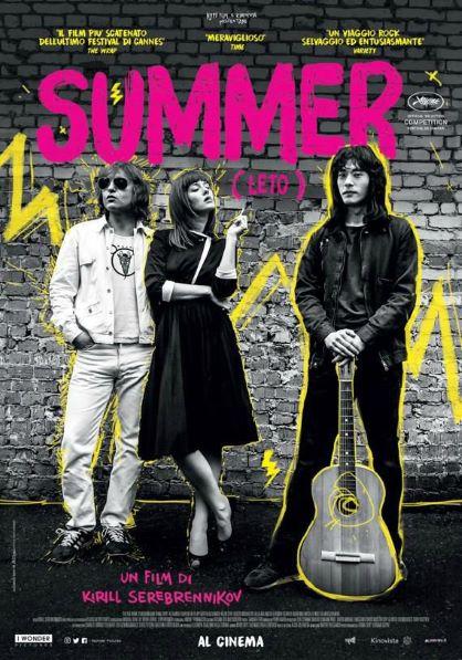 Summer (2018) Poster