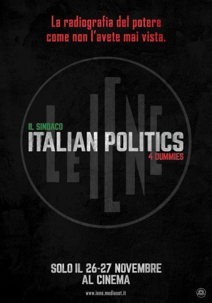 Il Sindaco Italian politics 4 dummies (2018) Poster