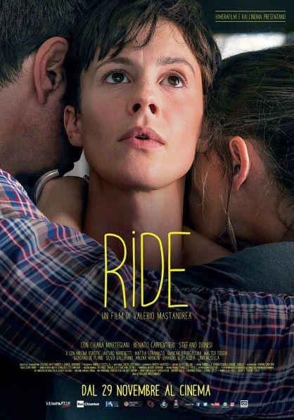 Ride (2018) Poster