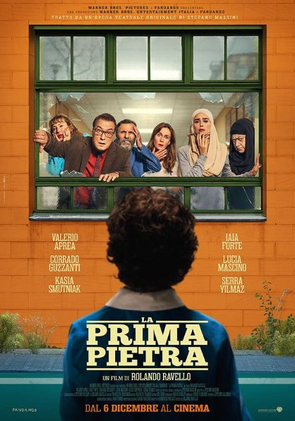 La prima pietra (2018) Poster