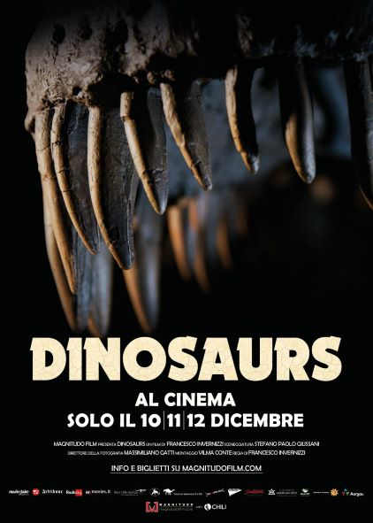 Dinosaurs (2018) Poster