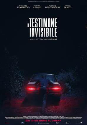 Il testimone invisibile (2018) Poster