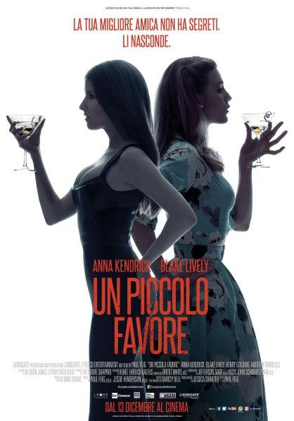 Un piccolo favore (2018) Poster