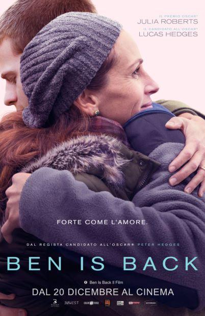 Ben is Back (2018) Poster