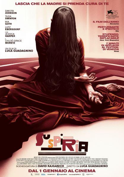 Suspiria (2018) Poster