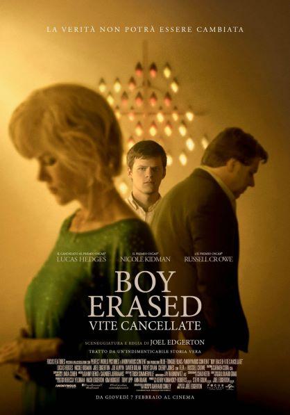 Boy Erased - Vite cancellate (2018) Poster