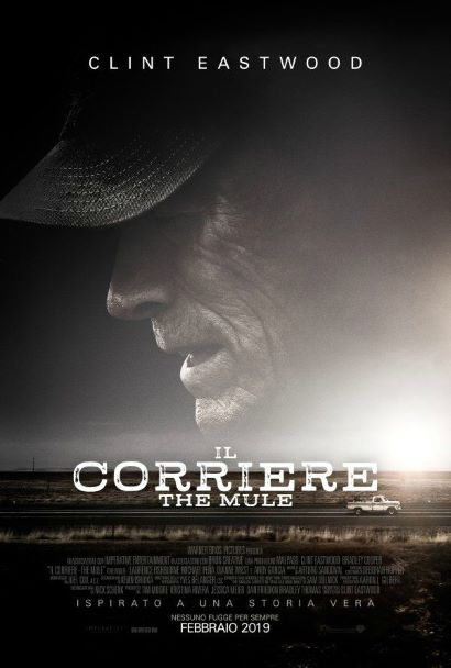 Il Corriere - The Mule (2019) Poster