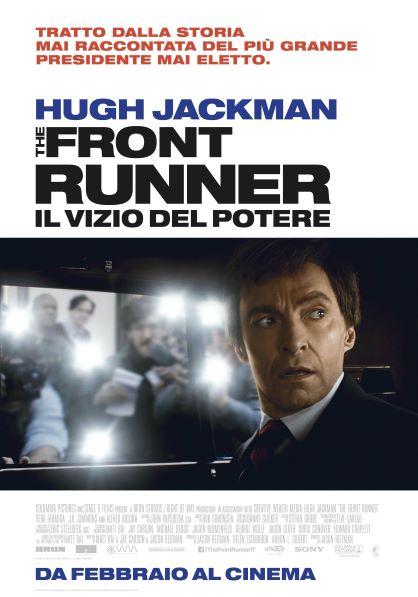 The Front Runner - Il Vizio del Potere (2018) Poster