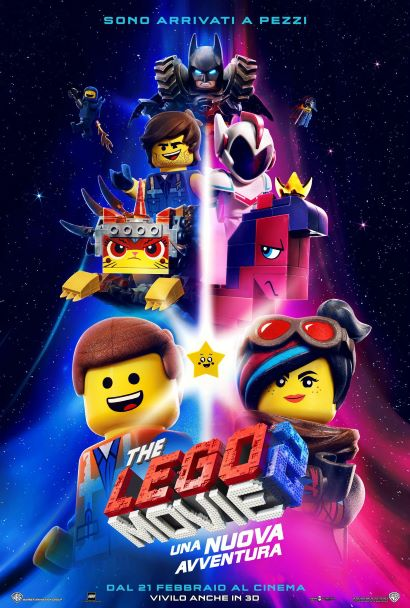 The Lego Movie 2 (2019) Poster