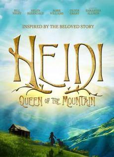 Heidi - Regina della montagna (2019) Poster