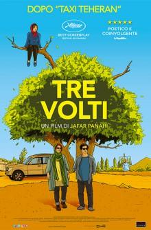 Tre volti (2018) Poster