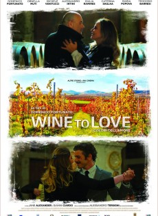 Wine to love (2018) Poster
